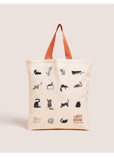 Marks & Spencer Battersea Kedili Bez Çanta Renkli